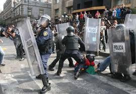 #1DMX y la política represiva en la Ciudad de México