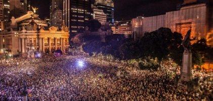 A las calles por Marielle, por una investigación independiente y el fin de la intervención federal en Río