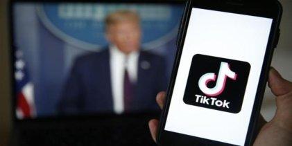 Otra derrota de Trump: tuvo que volver a habilitar Tik Tok