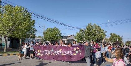 Actividades culturales y marcha a 15 años del femicidio de Otoño Uriarte