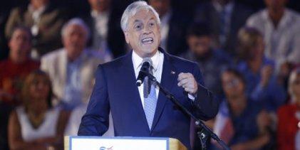 Sebastián Piñera lanza su candidatura para las presidenciales en Chile