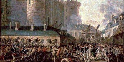 La Toma de la Bastilla: la burguesía francesa abre un nueva época en la historia humana