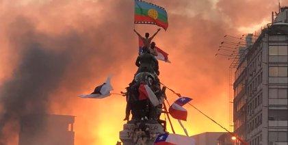 A dos años de la rebelión popular en Chile, un libro escrito por protagonistas