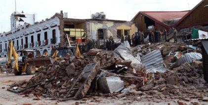 No son 30 los fallecidos como dice Peña Nieto, ya suman 58