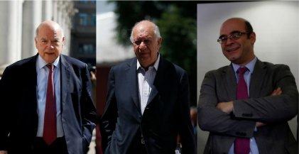 Las tres cartas presidenciales dentro del Partido Socialista