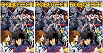 """Robotech tendrá su """"revisión moderna"""" en los cómics"""