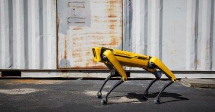 Spot: el robot de Boston Dynamics que controla los parques de Singapur