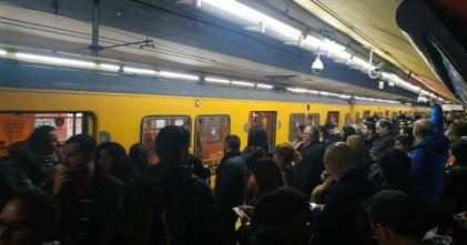 Trabajadores impusieron a Metrovías que se aplique protocolo ante casos de sospecha de COVID-19