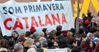 La primavera catalana y la crisis del Régimen del 78