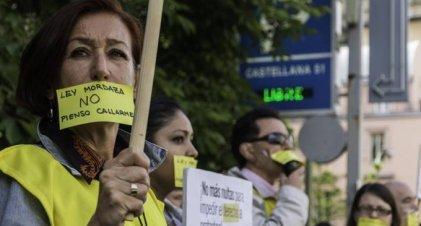 """La """"Ley Mordaza"""" vuelve a discutirse en el Congreso"""