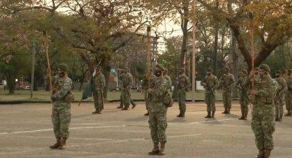 """""""Son héroes"""": el Ejército vuelve a reivindicar a sus represores"""