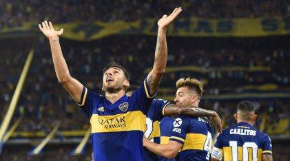 Boca busca la clasificación en la Copa Libertadores ante Independiente de Medellín