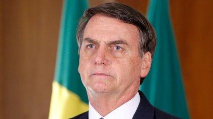 Un militar de la comitiva de Bolsonaro es arrestado con 39 kilos de cocaína