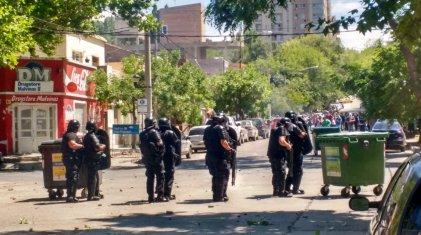 La represión como única respuesta del gobierno neuquino al reclamo de ATE