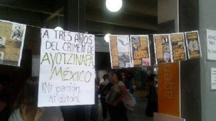A 3 años de la desaparición de los Normalistas de Ayotzinapa
