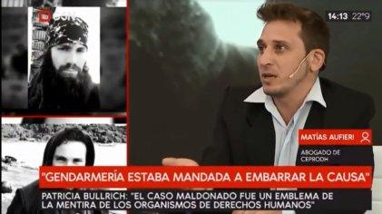 """""""Hicieron inteligencia ilegal sobre Sergio Maldonado, centralizada desde el Ministerio de Seguridad"""""""
