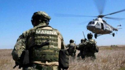 Dos niñas asesinadas por la Marina en Nuevo Laredo, Tamaulipas