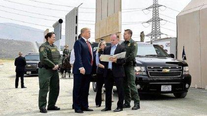 Trump ordena despliegue de la guardia nacional en la frontera