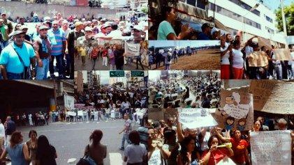 Venezuela: por un 1° de mayo de lucha, de los trabajadores e internacionalista