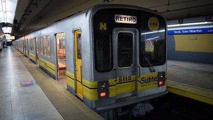 Grave denuncia: confirman que hay material cancerígeno en trenes e instalaciones del subte