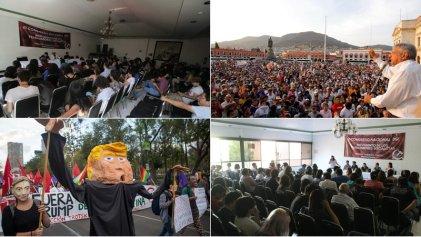 Tercer Congreso del MTS de México: desafíos frente a Trump y el ascenso de López Obrador
