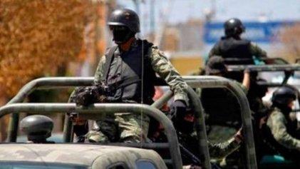 La ONU alerta por oleada de desapariciones en Nuevo Laredo, a manos de las fuerzas federales mexicanas