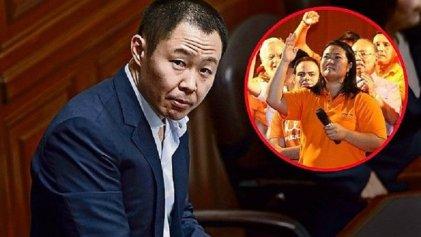 Mayoría parlamentaria fujimorista destituye al menor de los Fujimori