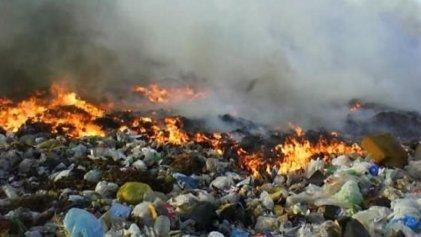 Luz roja para la ley de quema de basura en la Ciudad de Buenos Aires