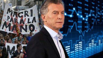 """Dólar descontrolado, dictadura de """"los mercados"""" y emergencia de la lucha en las calles"""