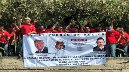 """El gobierno de AMLO y """"los sindicatos de la transición"""""""