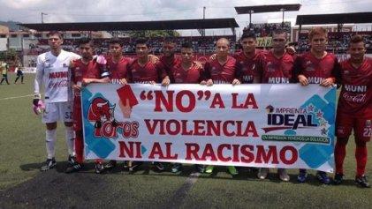 Guatemala: huelga en la primera división contra la discriminación racista y la violencia hacia los jugadores
