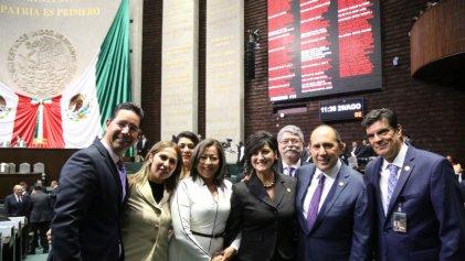 López Obrador y el MORENA ceden comisiones parlamentarias a su aliado conservador