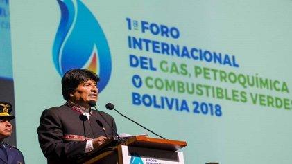 Evo Morales y una ley para convertir la comida de los bolivianos en etanol
