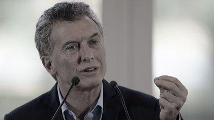 """Contate otro: Macri dijo que """"nunca hubo tanta libertad de prensa como ahora"""""""