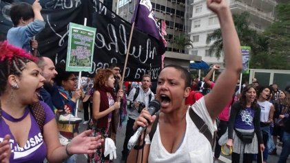 [Audio] Entrevista a Leticia Parks desde Brasil a un día del balotaje