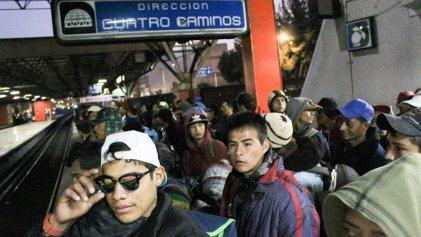Los migrantes partirán el sábado desde la Ciudad de México hacia Estados Unidos