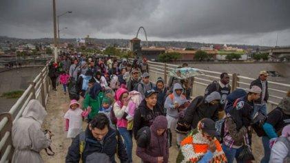 Caravana migrante: una incontenible diáspora centroamericana en México