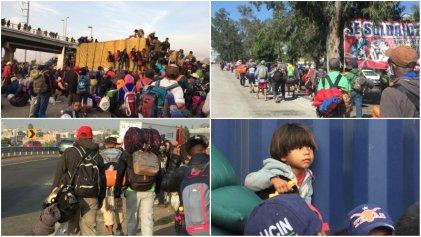 Caravana Migrante: ¿quiénes son los que se van de Centroamérica?