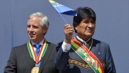 Evo Morales presentó su candidatura para las primarias 2019