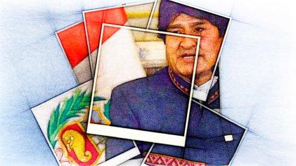 Evo Morales consolida la cuarta postulación electoral aumentando la polarización política
