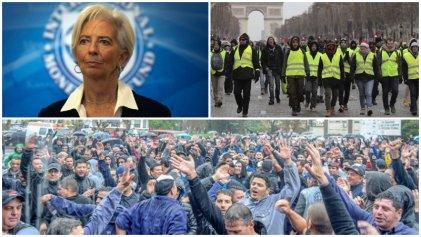 Argentina: comienzo de una crisis orgánica en el marco de un mundo convulsionado