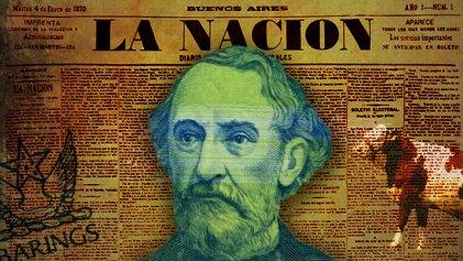 El aniversario del diario La Nación, tribuna de doctrina de la oligarquía argentina