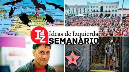 En Ideas de Izquierda: razones y objetivos de la ofensiva imperialista en Venezuela, Trotsky según Putin, entrevista a Osvaldo Baigorria, y más
