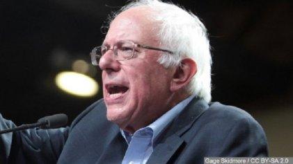 """Sanders vota por mayor """"seguridad"""" en la frontera a pesar de la oposición de progresistas"""