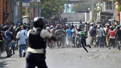 Haití entra en su tercera semana de protestas contra el Gobierno