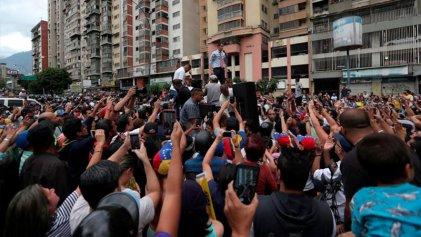 Venezuela: con la política del PSL no se enfrenta al imperialismo ni a la derecha