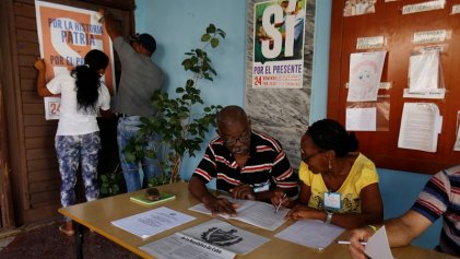 Qué dejó el referéndum ratificatorio en Cuba