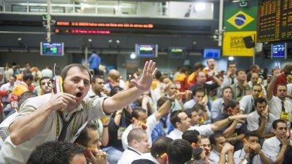 Optimista con reformas de Bolsonaro, la bolsa brasileña registró un crecimiento récord