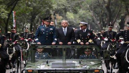 La Guardia Nacional: tras los pasos de Calderón y Peña Nieto