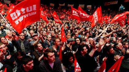 La izquierda francesa y el llamado a votar candidatos de Lutte Ouvrière